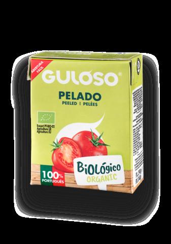 Polpa de tomate bio da Guloso para a moqueca