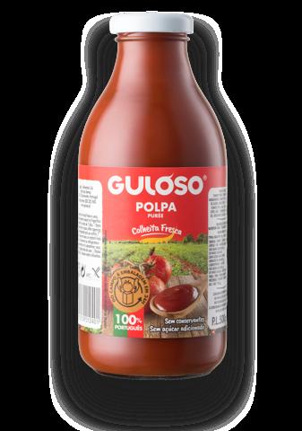 Polpa de tomate da Guloso para a moqueca